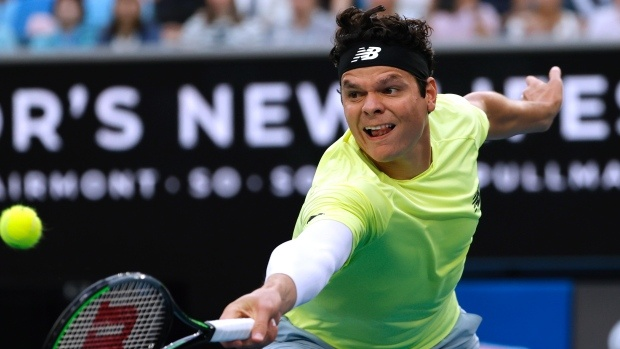 Raonic worries shortened season will lead to bout of injuries