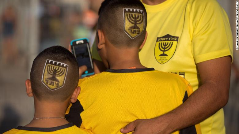 Notorious for the anti-Arab racism of some of its fans, Israeli soccer club explores Emirati investment