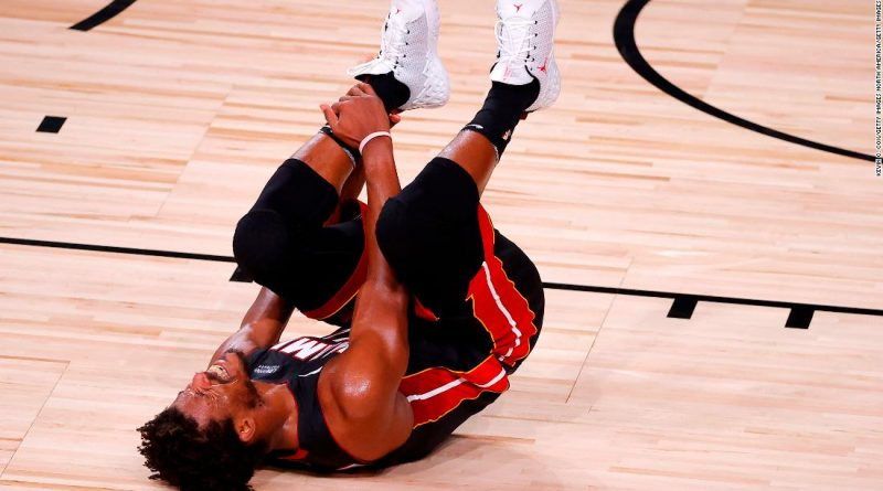 Miami Heat falls hard as LA Lakers dominate Game 1 of NBA Finals