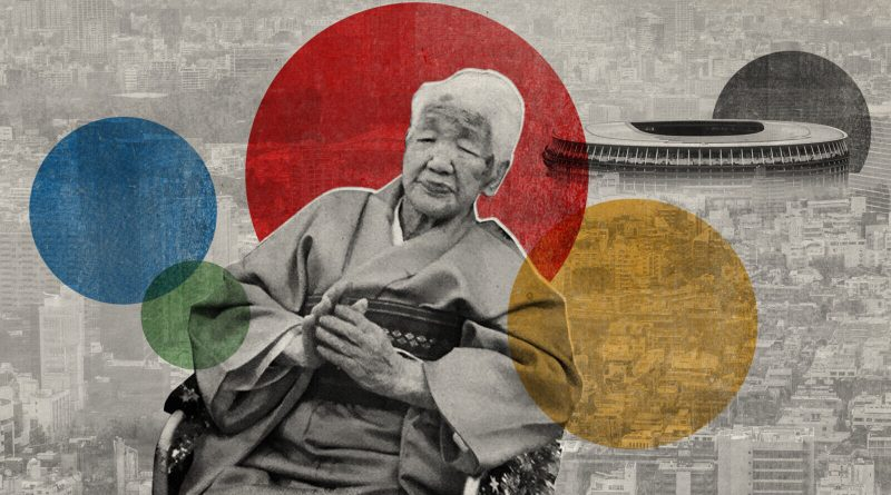 Aged 118, the world's oldest living person will carry the Olympic flame in Japan