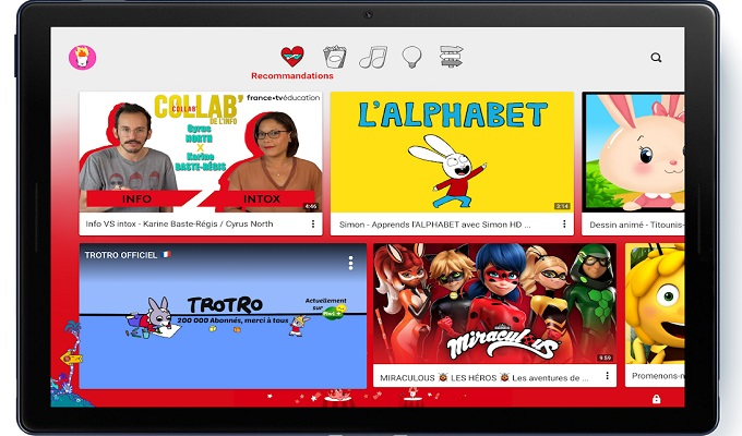 L'application YouTube Kids disponible pour les pays arabes : Comment fonctionne-t-elle?